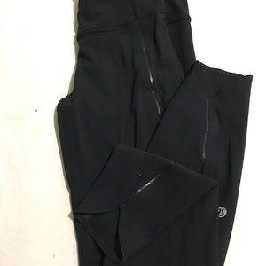 lululemon athletica Pants - Lulu lemon black pants